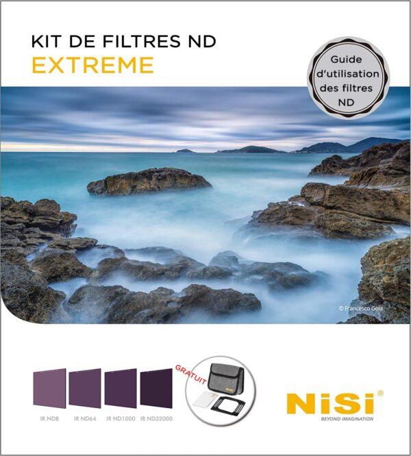 Kit de Filtres NiSi ND EXTREME Système 100mm_2